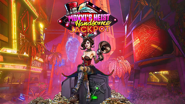 Borderlands 3 Moxxi's Heist of the Handsome Jackpot.jpg